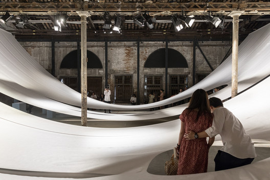"""""""Sunyata: The Poetics of Emptiness"""": The Indonesian Pavilion at the 2018 Venice Biennale"""