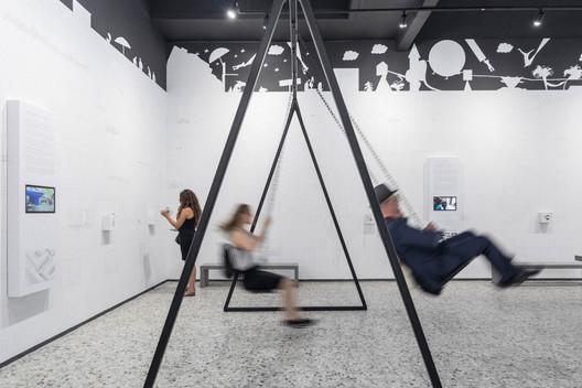 """Mnemonics"": The Romania Pavilion at the 2018 Venice Biennale"