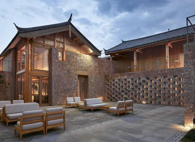 Tsingpu Baisha Retreat / Tsutsumi & Associates, © Hiromatsu, Yuming Song (Beijing Ruijing Photo)