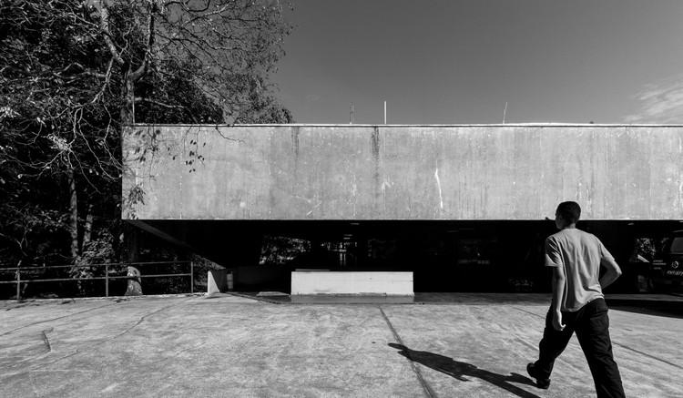 Clássicos da Arquitetura: Crematório Vila Alpina  / Ivone Macedo Arantes, © FLAGRANTE