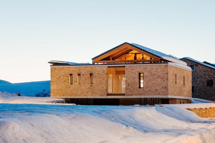 Casa Pla de Tomet / Sau Taller d'Arquitectura, © Aitor Estévez Olaizola