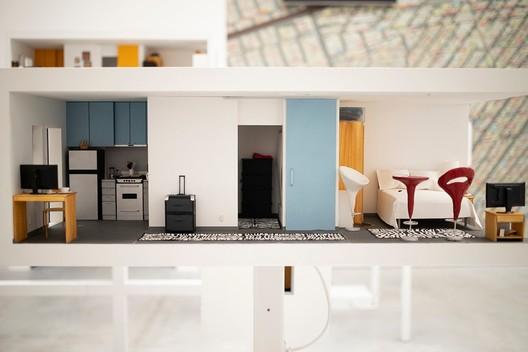Michael Maltzan Architectire (USA). Image © Italo Rondinella