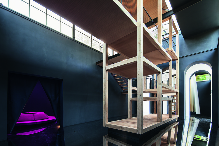 """Thoughts Form Matter"": The Austrian Pavilion at the 2018 Venice Biennale, ? Martin Mischkulnig"