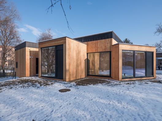 Centro Juvenil ECHO / puerstl langmaier architekten