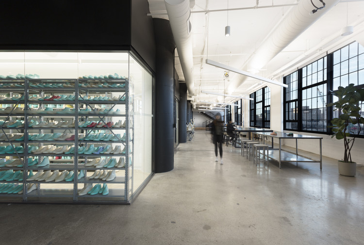 Reebok Headquarters / Gensler, Courtesy of Gensler