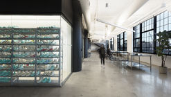 Reebok Headquarters / Gensler