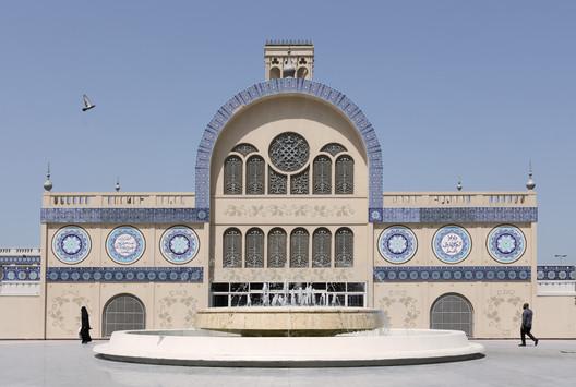 Central Market, King Faisal Street, Al Itihad Park, Sharjah. Image © Paul Gorra