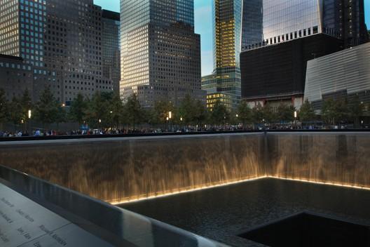 Ground Zero Masterplan. Image © Studio Daniel Libeskind