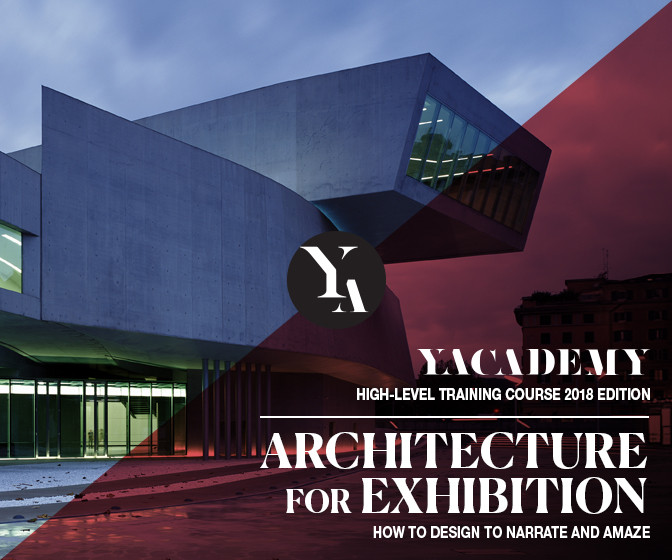 YACademy Launches Architecture for Exhibition, A High-Level Course, Courtesy of YACademy