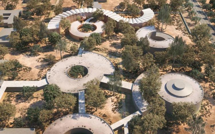 Courtesy of Manuel Herz Architects