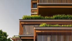 Inter Crop Office / Stu/D/O Architects