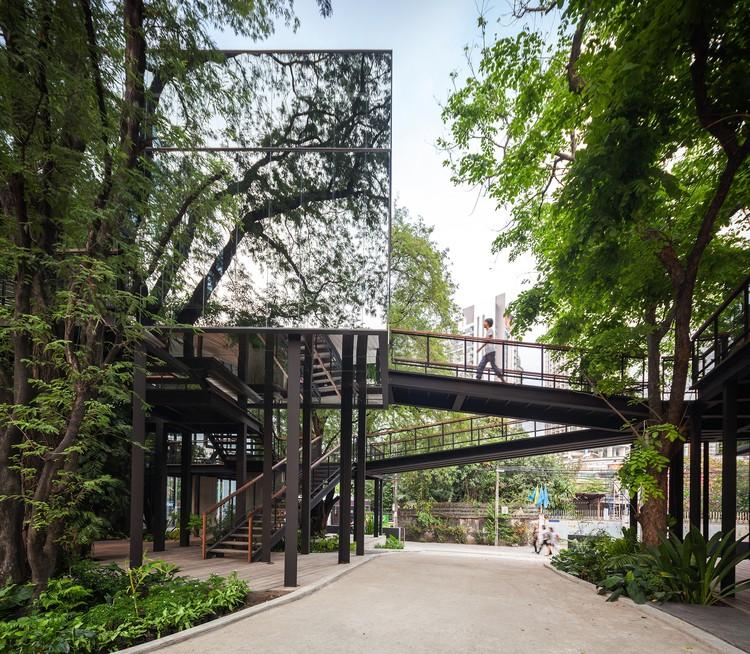 Naiipa Art Complex / Stu/D/O Architects, © Pirak Anurakyawachon