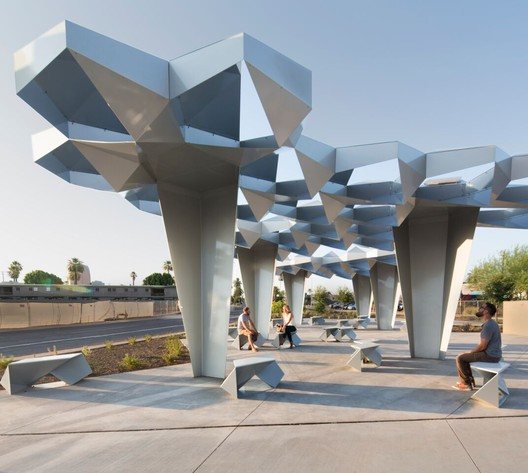 Shadow Play / Howeler + Yoon Architecture, LLP. Image © Matt Winquist