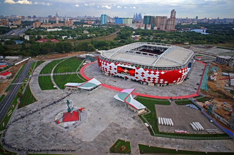 "Mos.ru [<a href=""https://creativecommons.org/licenses/by/4.0"">CC BY 4.0</a>], <a href=""https://commons.wikimedia.org/wiki/File:Spartak_stadium_in_Moscow.jpg"">via Wikimedia Commons</a>"