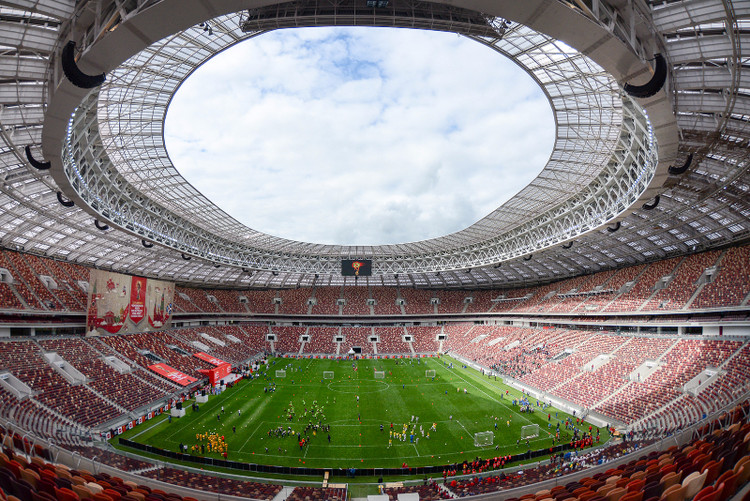 "Mos.ru [<a href=""https://creativecommons.org/licenses/by/4.0"">CC BY 4.0</a>], <a href=""https://commons.wikimedia.org/wiki/File:Luzhniki_Stadium2.jpg"">via Wikimedia Commons</a>"