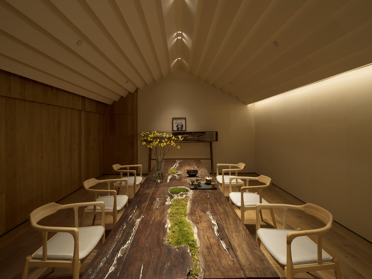 TEA MASTER / kooo architects, © Kano Eiichi