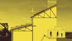 Habitar el aire: Santiago Cirugeda intervendrá la Nave 11 de Matadero Madrid