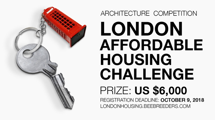 Convocatoria 'London Affordable Housing Challenge'