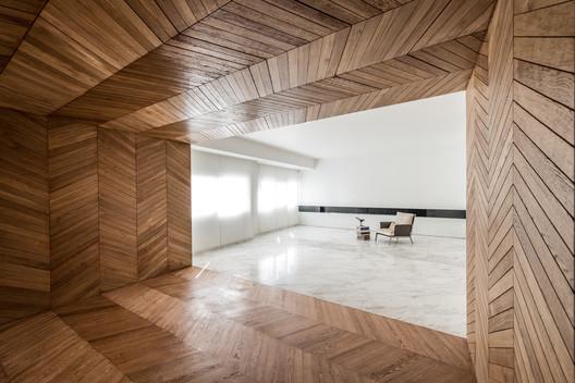 Tehran Apartment / Rooydaad Architects