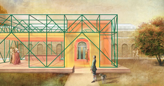 Shortlist Revealed for 2019 Dulwich Pavilion in London