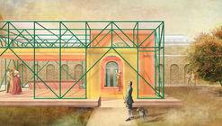 Divulgados os finalistas para o projeto do Dulwich Pavilion em Londres