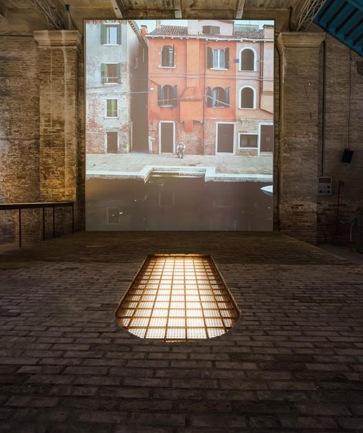 Rozana Montiel's contribution to the Freespace exhibition. Image © Rozana Montiel