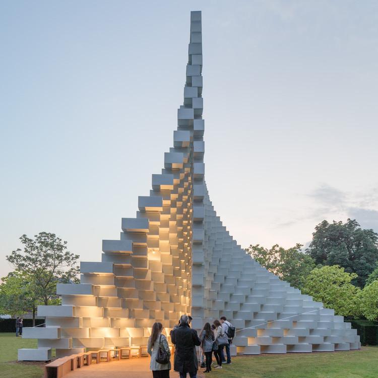 Exhibition: Serpentine Pavilions 2009 - 2017, Serpentine Pavilion 2016 by Bjarke Ingels Group (BIG) Image credit: Danica O. Kus