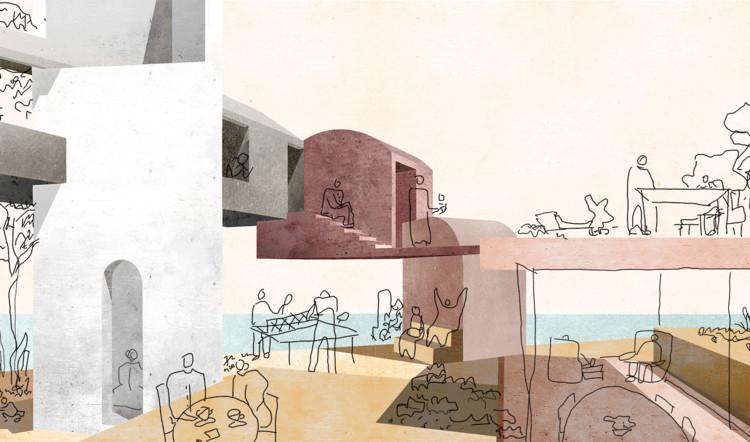 Curso: Nuevas poéticas arquitectónicas. Claves para leer la arquitectura hoy, Tatiana Bilbao Estudio. Ways of Life, 2017