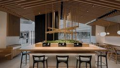 Ramen Musashi / Golucci Interior Architects