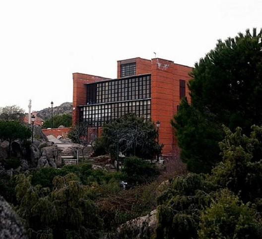 Casa Fabriciano, Sáenz de Oíza. Image