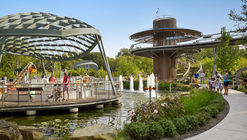 Dallas Arboretum Children's Adventure Garden & Education Center / Dattner Architects