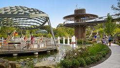 Arboretum de Dallas: Jardín de Aventuras y Centro Educativo para niños / Dattner Architects