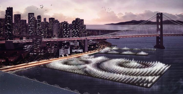 Conoce a los ganadores del Concurso Arquideas que transformaron el puente de San Francisco