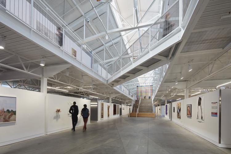 Centro cultural para las Artes Mason / LMS Architects, © Bruce Damonte