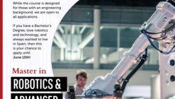 IAAC Becas - Prácticas profesionales    Master in robotics & advanced construction (MRAC)