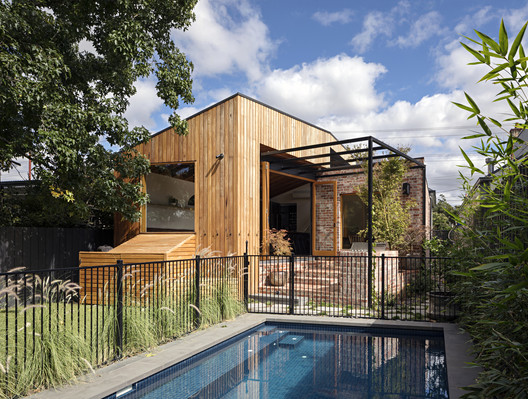 Rathmines House / MRTN Architects. Image © Tatjana Plitt