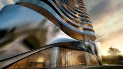 This Cave-Like Luxury Apartment is Planned for Australia's Gold Coast