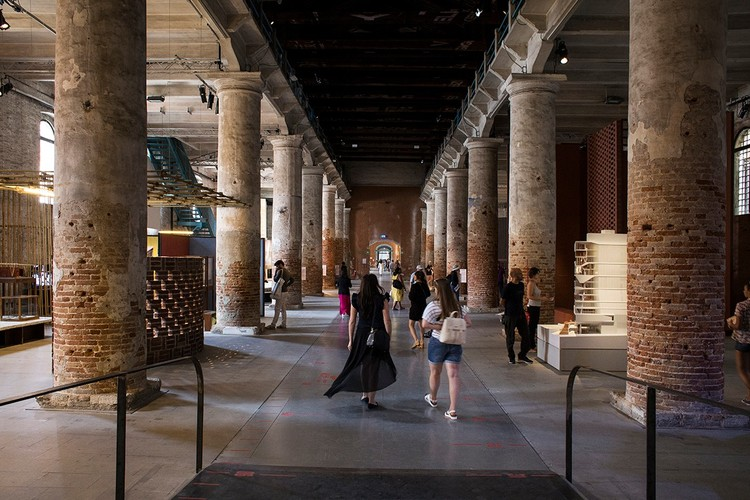 11 Must-See Exhibitions at the 2018 Venice Biennale, Arsenale. Image Courtesy of la Biennale di Venezia