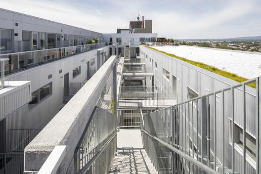 Tandem Condos Sur Cour / Fugère architecture