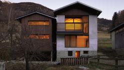 Residência EKC / Ralph Germann architectes