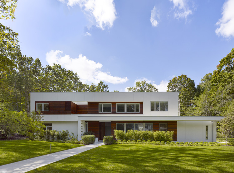 Mamaroneck House / SPG Architects, © Peter Murdock