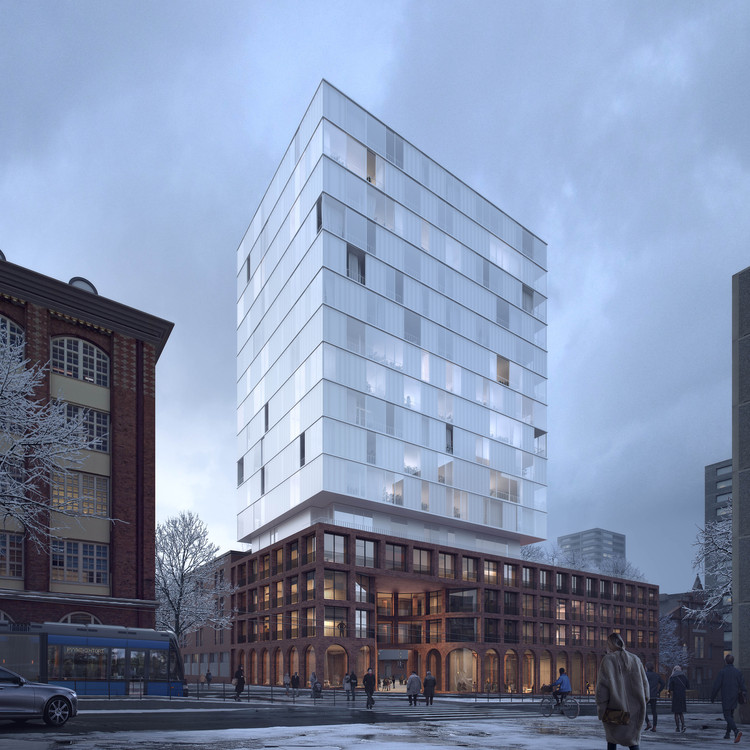Mixed Use | Tag | ArchDaily