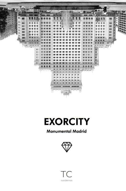 Portada. Exorcity. Image Cortes�a de Manuel Oca�a