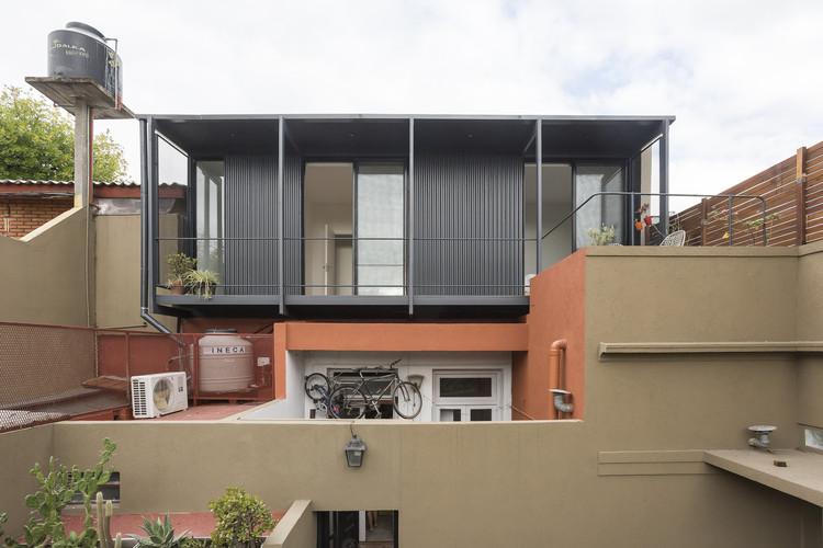 PH-Dwelling / FRAM arquitectos + JES, © Fernando Schapochnik