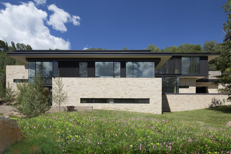 Aspen Residence / Aidlin Darling Design, Courtesy of Aidlin Darling Design