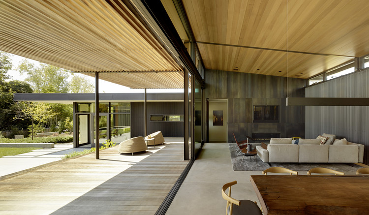 Residência Mill Valley Courtyard / Aidlin Darling Design, Cortesia de Aidlin Darling Design