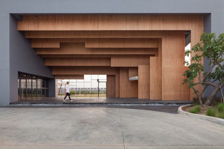 Ratchut School / Design in Motion, © Ketsiree Wongwan