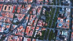 Abren concurso para rehabilitar el Beti Jai, histórico frontón de pelota vasca en Madrid