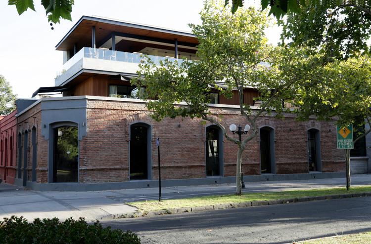 Casa Werth Hotel y Galería Comercial Maison Italia / CO2 Arquitectos, © Alfonsina Riffo Klaassen