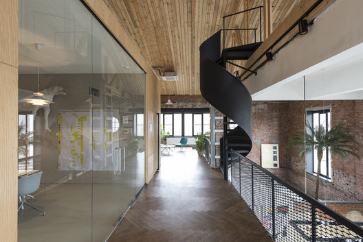 Garage Museum Headquarters / FORM
